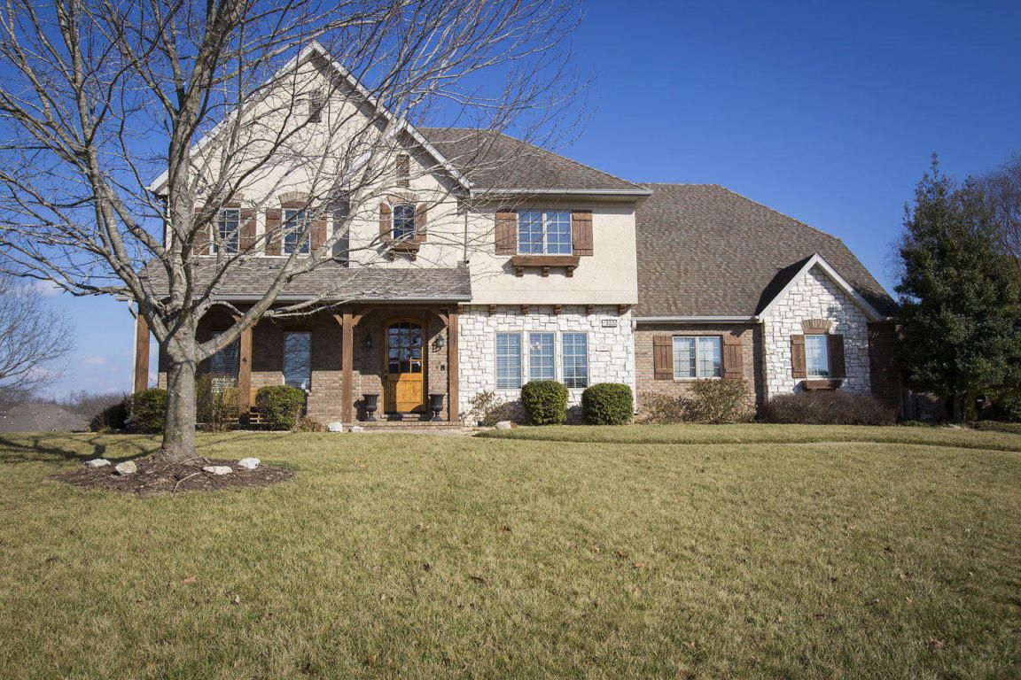 3202 West Shimmerstone Court, Springfield, MO - USA (photo 1)